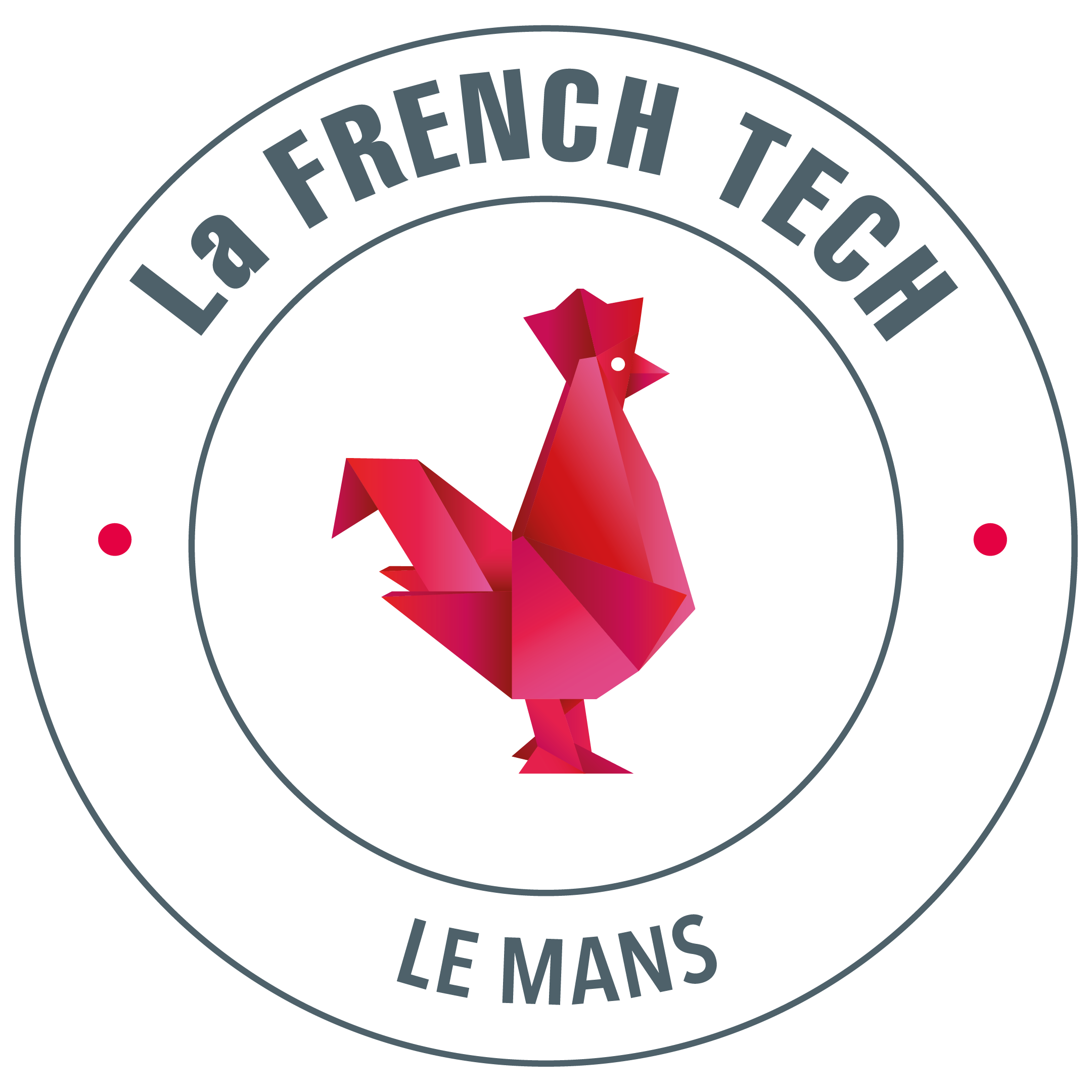 Logo La French Tech Le Mans